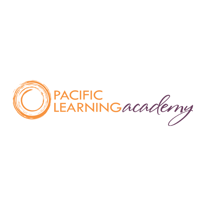 Pacific Learning Academy logo designed by Fingerprint Marketing