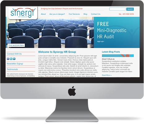 mobile marketing responsive design synergyHR