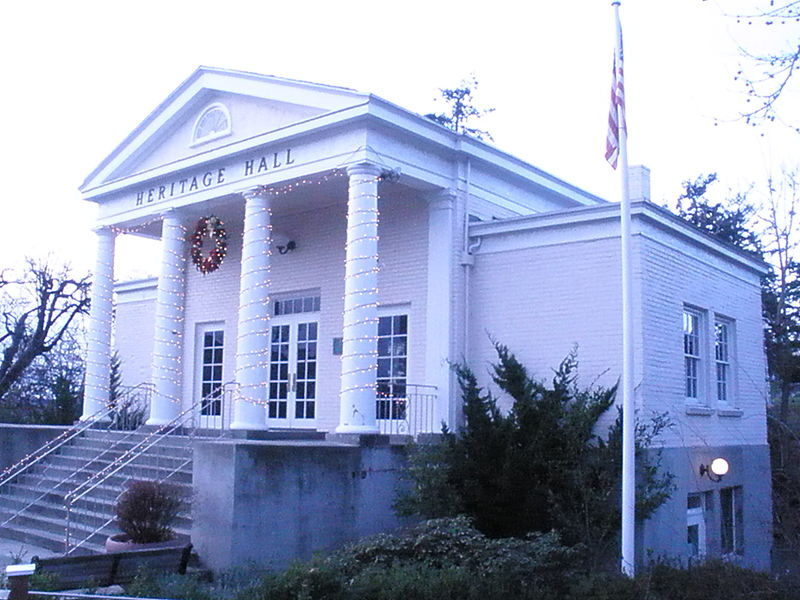 Kirkland Heritage Hall