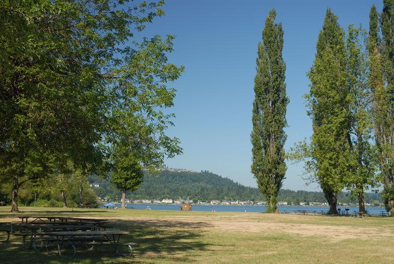 Sammamish Lake WA