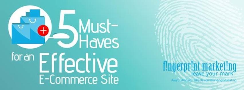 Effective E-commerce Site