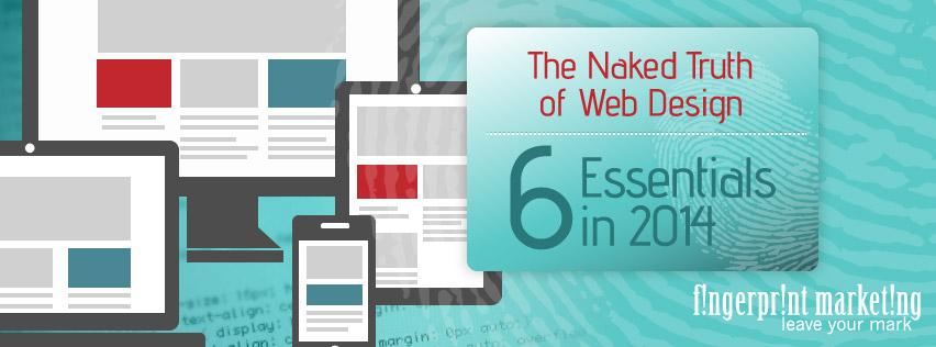 truth web design essentials 2014