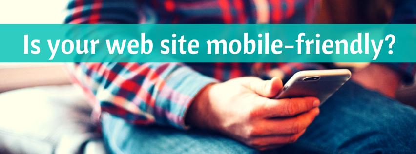 Google Now Awarding Mobile Friendly Websites