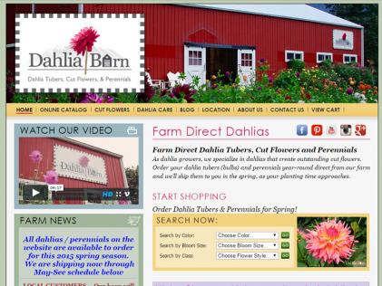 Dahlia Barn