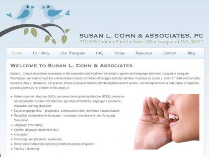 Susan Cohn + Associates