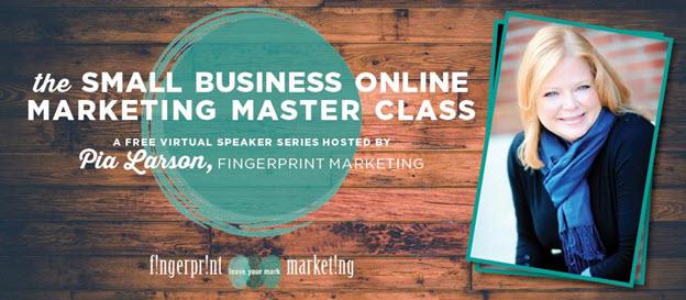 small business online marketing masterclass