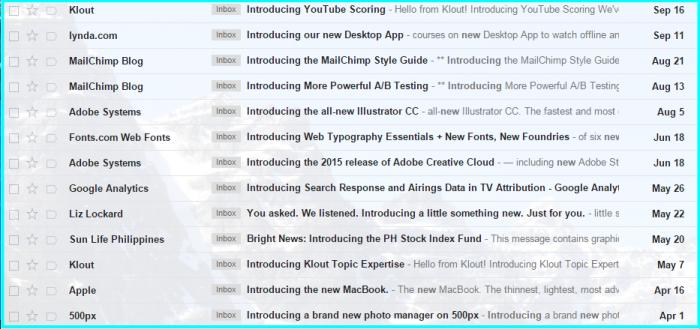 effective email headlines