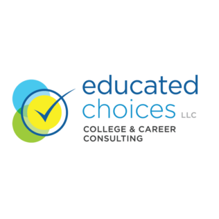 Educated Choices logo designed by Fingerprint Marketing