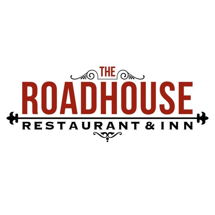 The Roadhouse Restaurant and Inn logo designed by Fingerprint Marketing