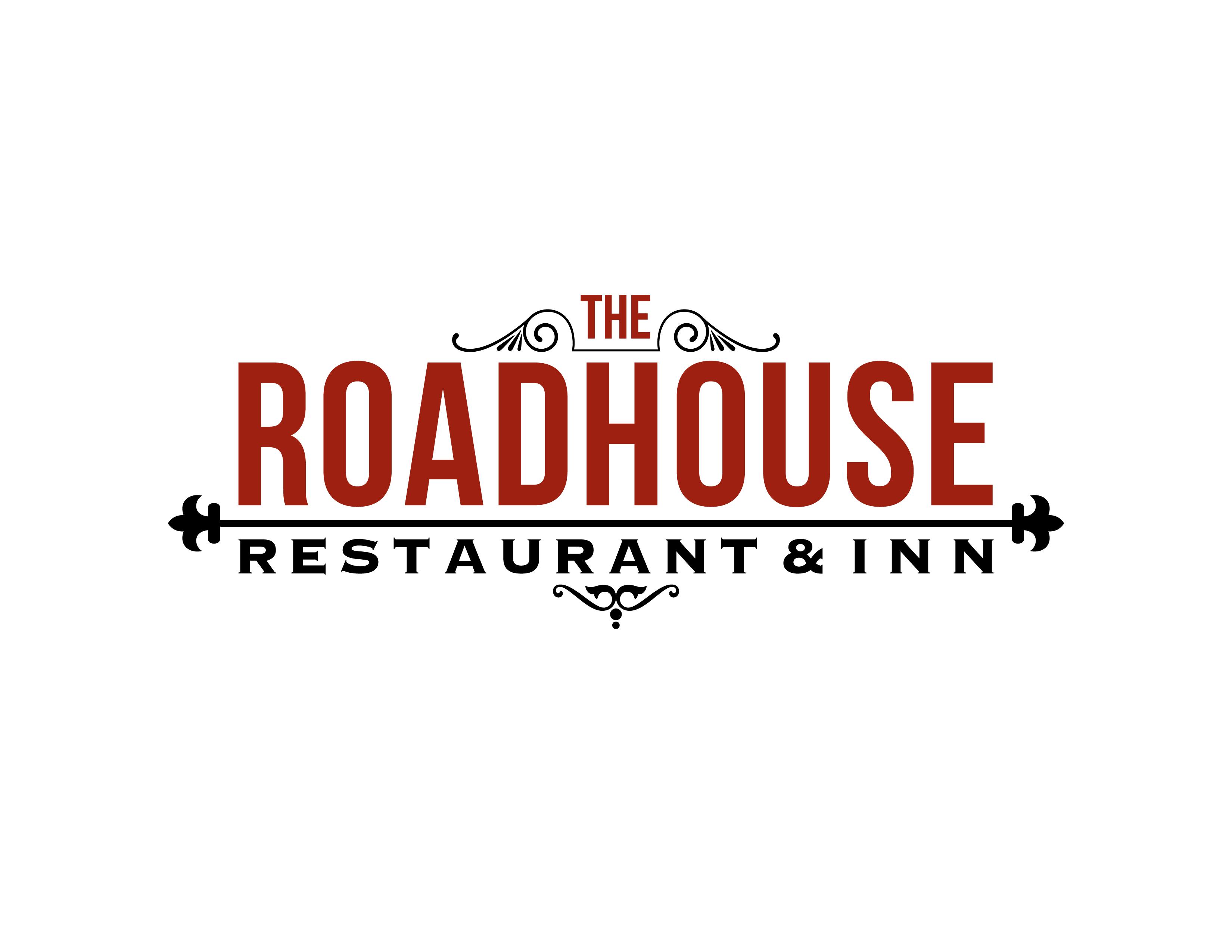 The Roadhouse Restaurant and Inn logo designed by Fingerprint Marketing
