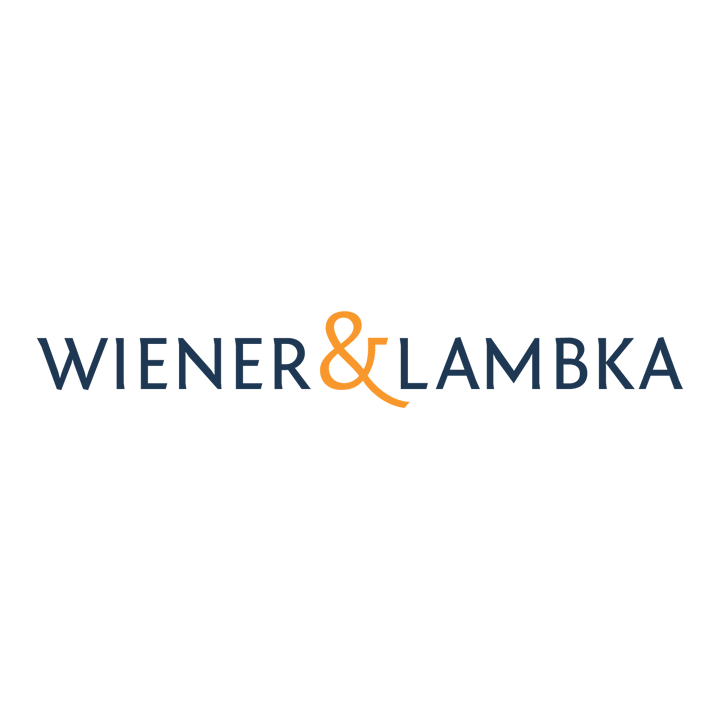 Wiener & Lambka logo designed by Fingerprint Marketing