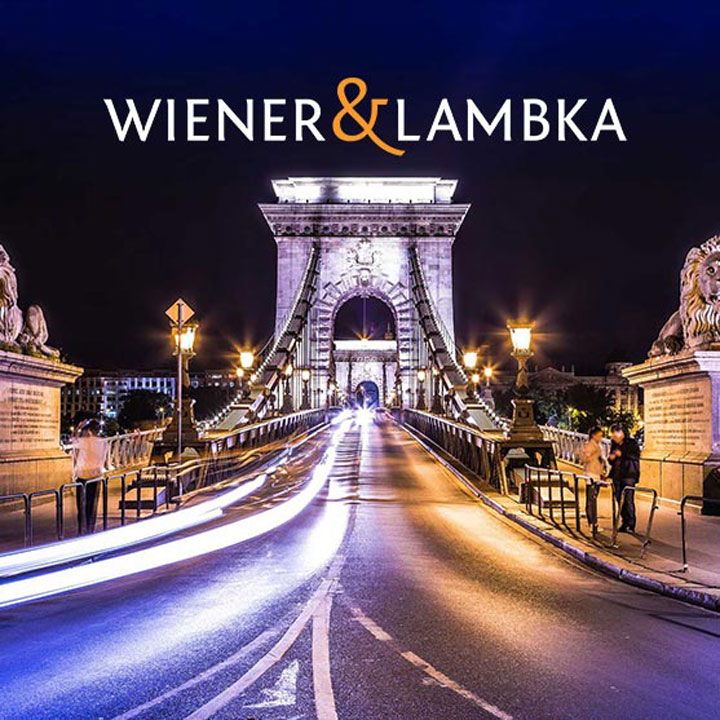 Wiener & Lambka website designed by Fingerprint Marketing