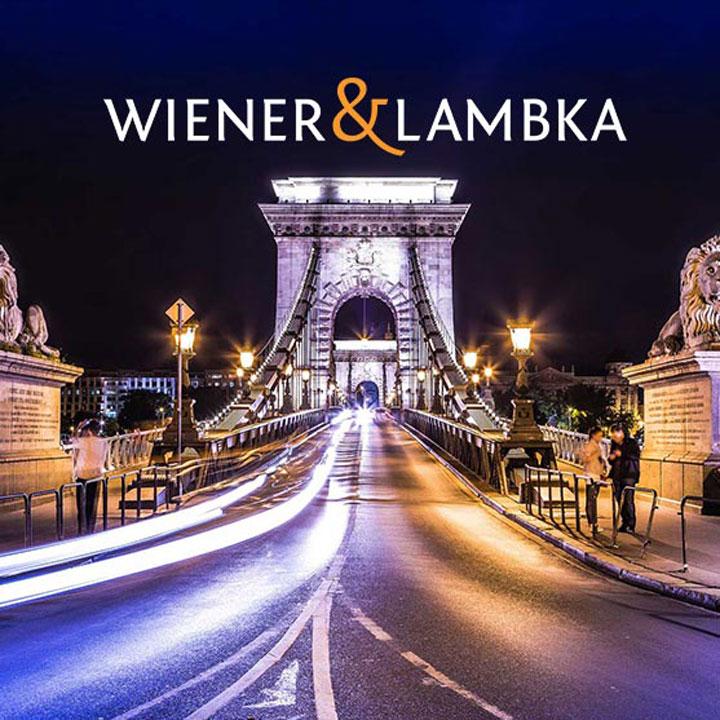 Wiener & Lambka website designed by Fingerprint Marketing