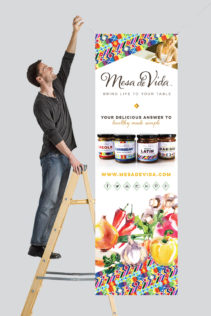 Mesa de Vida banner