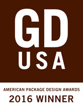 American Graphic Design Award Winner 2016