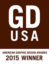 American Graphic Design Award Winner 2015