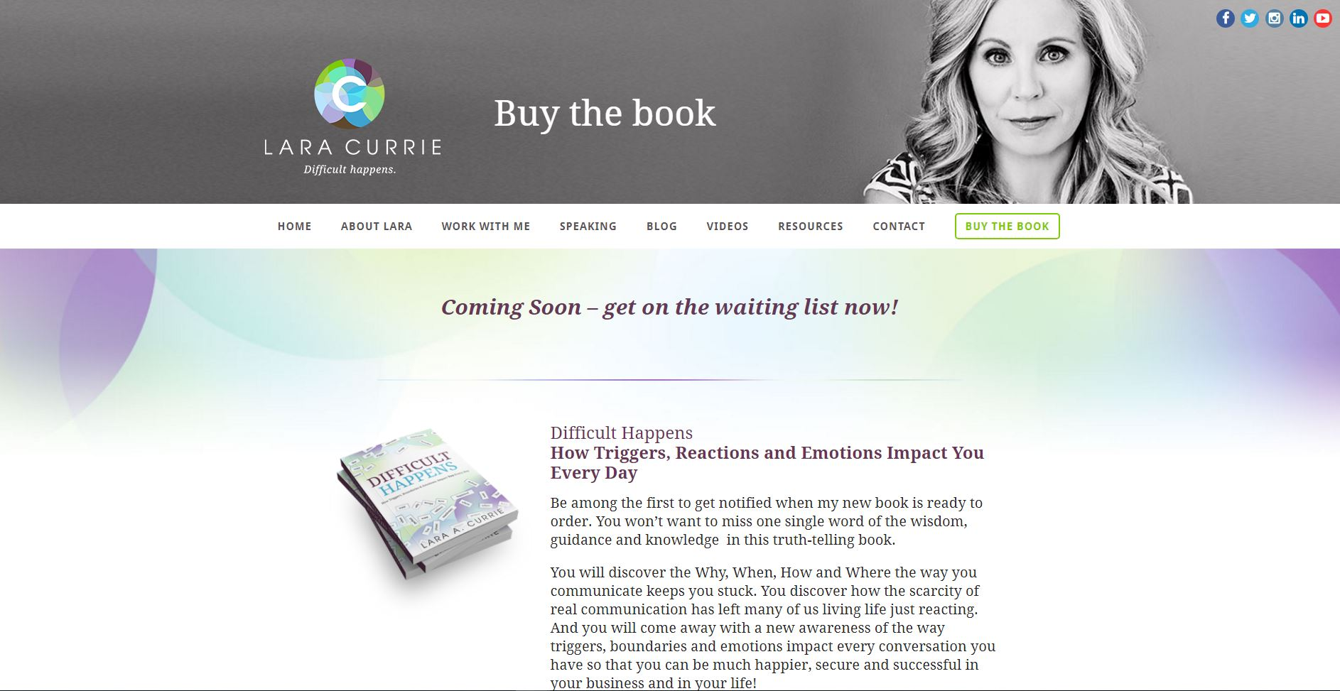 Currie Support Services_Website design by Fingerprint Marketing