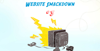 Website Smackdown no 3 by Fingerprint Marketing