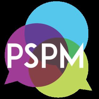 Professional Speech Pathologists of McAlester - logo design by Fingerprint Marketing