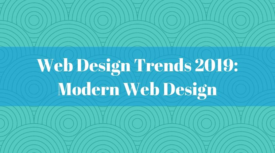 New Website Design Trend