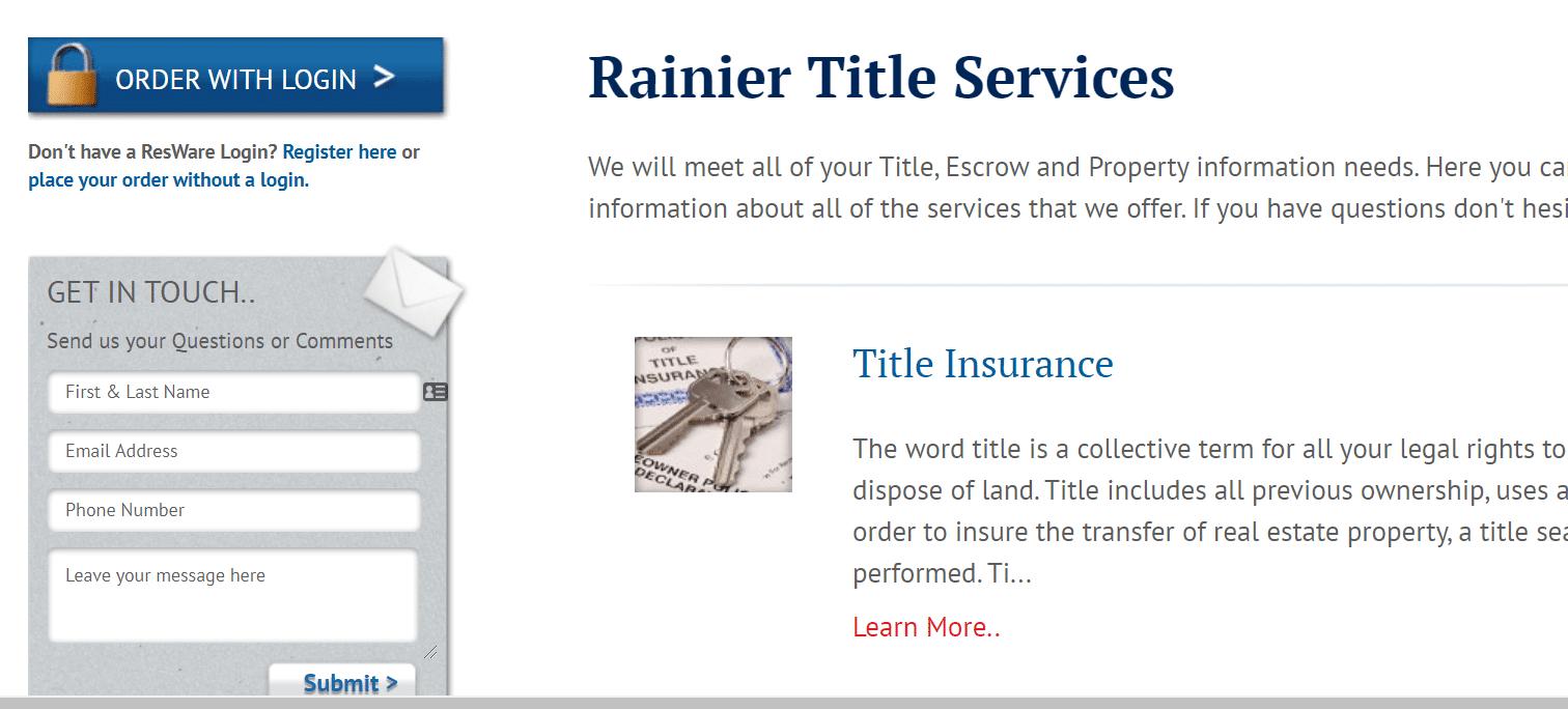 Website on Wix