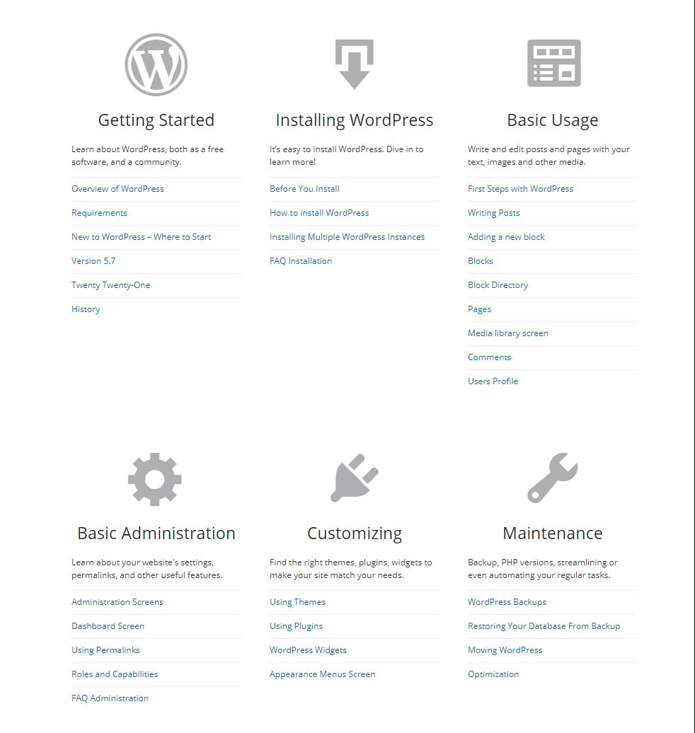 What Your Website Needs