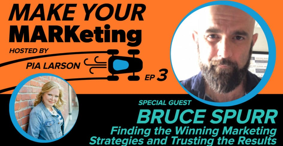 Bruce Spurr of Grow Your Center on the Make Your Marketing podcast