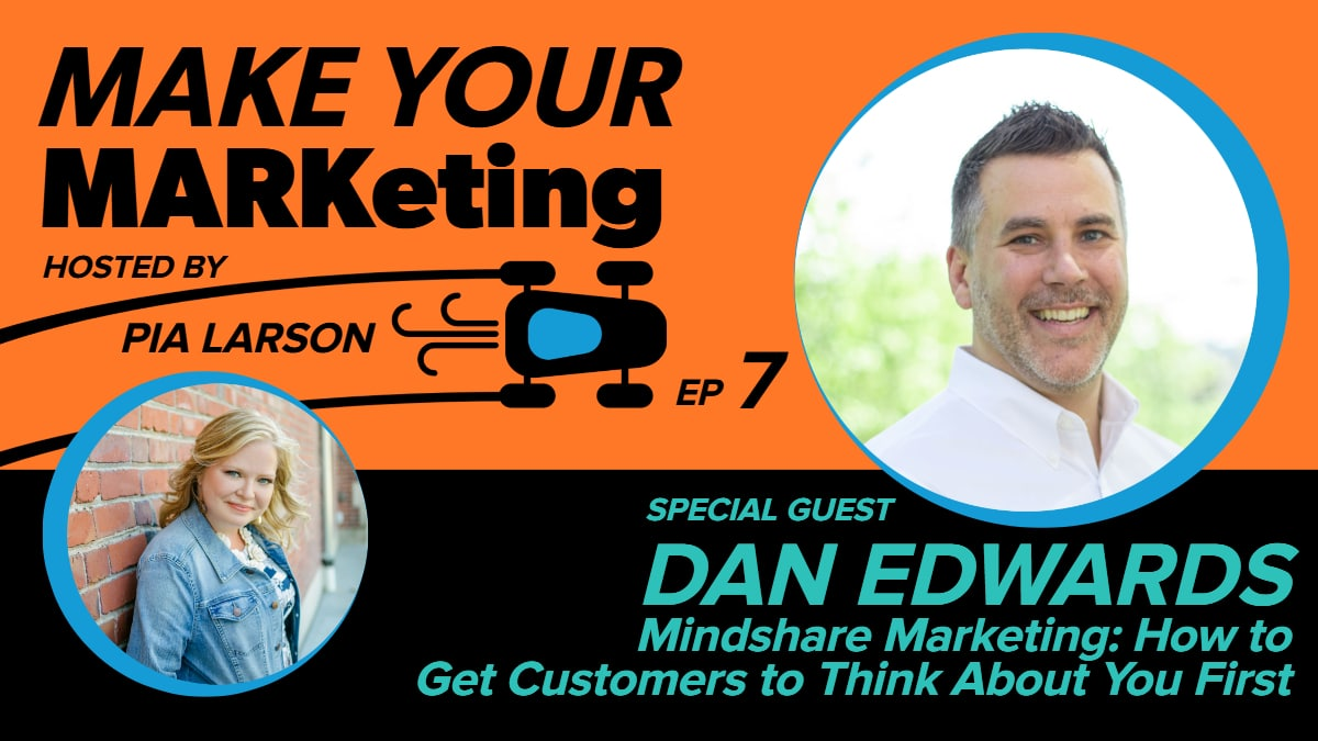 Marketing with real estate agent Dan Edwards