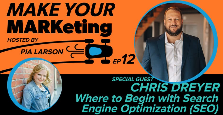 Search engine optimization with Chris Dreyer
