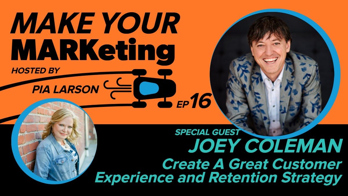 Joey Coleman Never Lose A Customer Again
