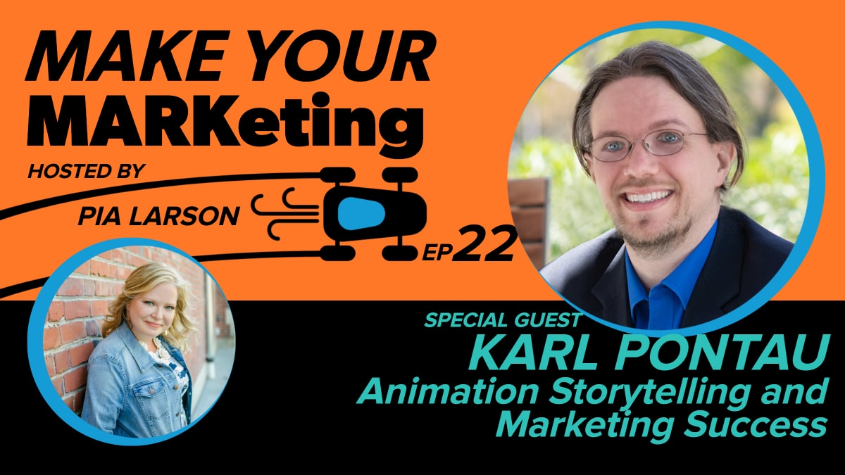 Can you tell your story with animation? Karl Pontau explains why you should consider animations to tell stories for your business.