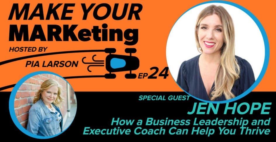 Jen Hope Seattle-based Business, Leadership, and Executive Coaching
